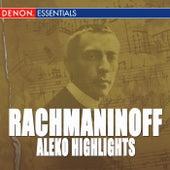 Rachmaninoff: Aleko by Maria Lapina