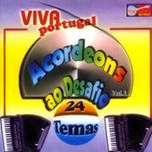 Viva Portugal Acordeons Ao Desafio Vol 1 by Various Artists