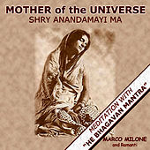 Mother Of The Universe - Shri Anandamayi Ma by Marco Milone