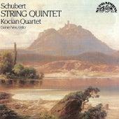 Schubert: String Quintet by Kocian Quartet