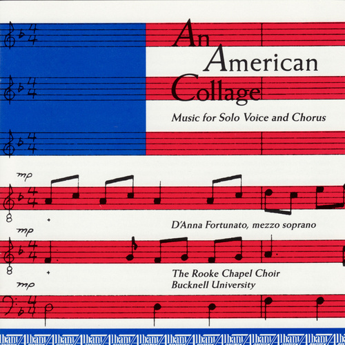 An American Collage by Various Artists