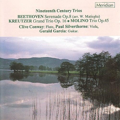 Kreutzer: Grand Trio - Molino: Trio - Beethoven: Serenade by Clive Conway