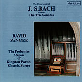 Bach: Organ Works Vol. 4 by David Sanger