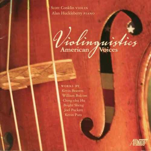 Violinguistics: American Voices by Scott Conklin