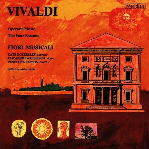 Vivaldi: Operatic Music, The Four Seasons by Fiori Musicali