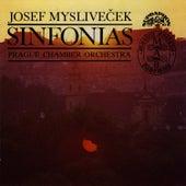 Myslivecek: Sinfonias by Prague Chamber Orchestra