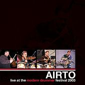 Airto Live At the Modern Drummer Festival by Airto Moreira