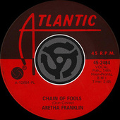 Chain Of Fools / Prove It [Digital 45] by Aretha Franklin
