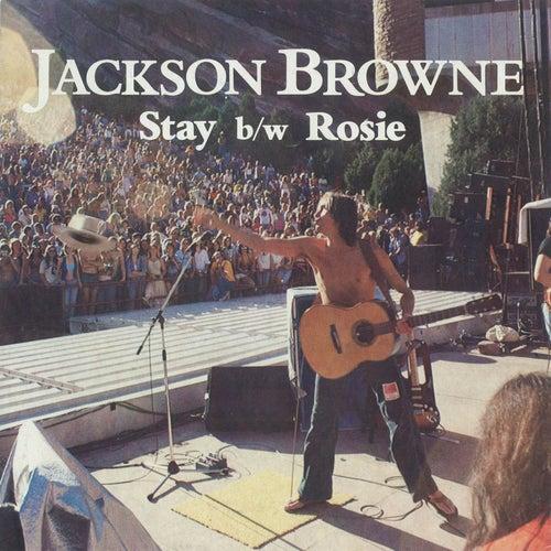 Stay / Rosie [Digital 45] by Jackson Browne