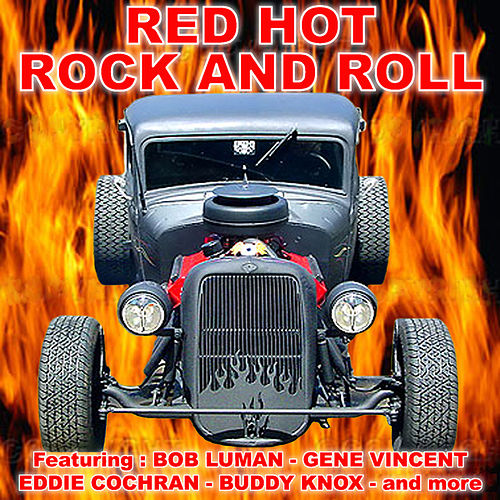 Red Hot Rock 'n' Roll by Various Artists