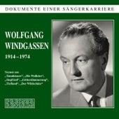 Dokumente einer Sängerkarriere - Wolfgang Windgassen by Wolfgang Windgassen