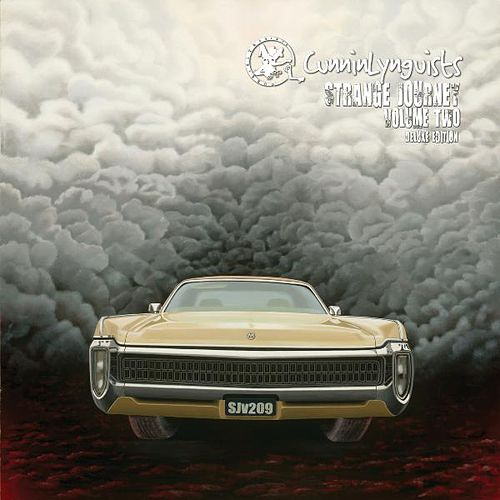 Strange Journey Volume Two [Deluxe Edition] by CunninLynguists
