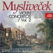 Myslivecek: Violin Concertos Vol. 2 by Shizuka Ishikawa