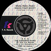 [Shake, Shake, Shake] Shake Your Booty / Boogie Shoes [Digital 45] by KC & the Sunshine Band