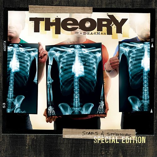 Scars & Souvenirs by Theory Of A Deadman