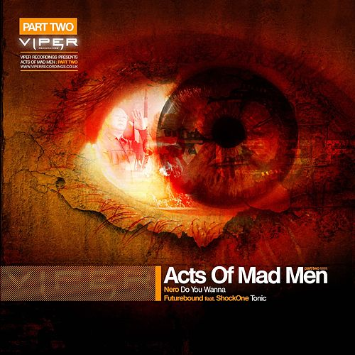 Acts of Mad Men Pt. 2 by Various Artists
