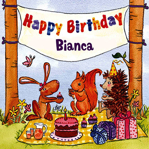 Happy Birthday Bianca by The Birthday Bunch