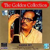The Golden Collection - Manna Dey by Manna Dey