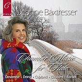 Chamber Music for Flute by Jeanne Baxtresser