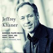 German Flute Music by Jeffrey Khaner