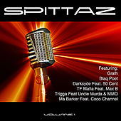 Spittaz Vol 1 Unmixed by Various Artists