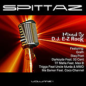 Spittaz Vol 1 Mixed by DJ E-Z Rock by Various Artists