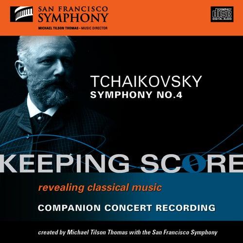 Tchaikovsky: Symphony No. 4 by San Francisco Symphony