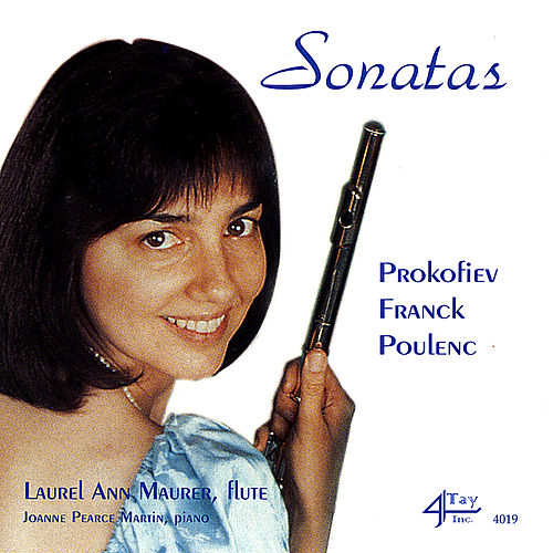 Sonatas by Laurel Ann Maurer