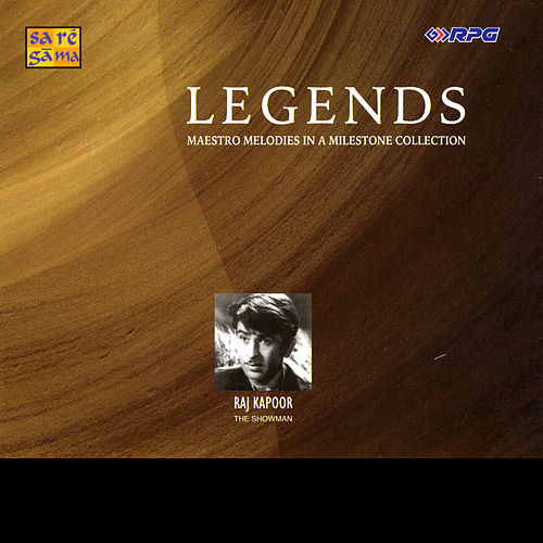 Legends by Raj Kapoor