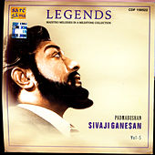 Legends - Sivaji Ganesan Vol. 5 by Various Artists