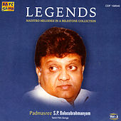 Legends - S. P. Balasubrahmanyam Vol. 3 by Various Artists