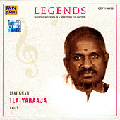 Legends: Maestro Melodies In A Milestone Collection Vol. 3 by Isai Gnani Ilaiyaraaja