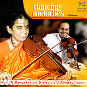 Dancing Melodies - Thillanas by Various Artists