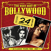 The Very Best Of Bollywood - 60 Classic Years 1948-2007: 24 Essential Recordings by Various Artists