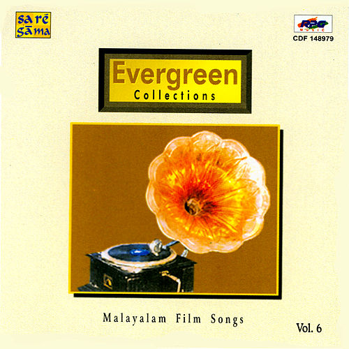 Evergreen Collections Vol 6 by Various Artists