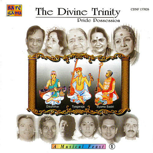 The Divine Trinity - Vocal - Vol. 5 by Various Artists