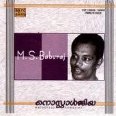 Nostalgia : M.S.Baburaj -  Vol .1 by Various Artists