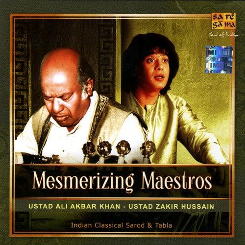 Mesmerizing Maestros by Ali Akbar Khan