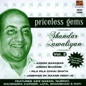 Priceless Gems  - Shaandar Qawwaliyan - Vol. 2 by Various Artists