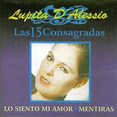 Las 15 Consagradas de Lupita d'Alessio by Lupita D'Alessio