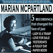 Savoy Jazz Super - EP by Marian McPartland