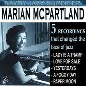Savoy Jazz Super - EP by Marian McPartland