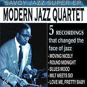 Savoy Jazz Super - EP by Modern Jazz Quartet