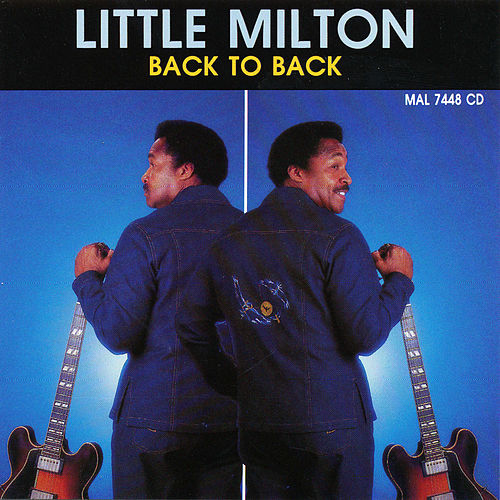 Back to Back by Little Milton