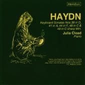 Haydn: Keyboard Sonatas by Julia Cload