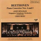 Beethoven: Piano Concerto's No. 4 in G Major, Op. 58 & No. 5 in E-Flat Major, Op. 73,