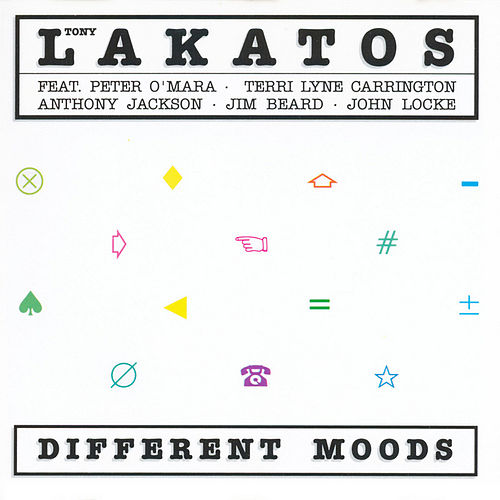 Different Moods by Tony Lakatos