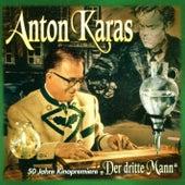 50 Jahre Kinopremiere (Der dritte Mann) by Anton Karas