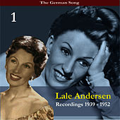 The German Song / Lale Andersen, Volume 1 by Lale Andersen