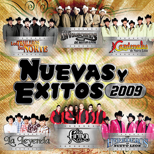 Nuevas y Exitos by Various Artists